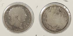 World Coins - GREAT BRITAIN: 1820 Shilling
