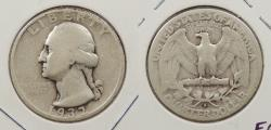 Us Coins - 1932 D Washington 25 Cents (Quarter)