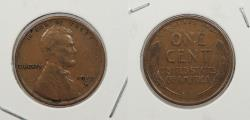 Us Coins - 1915-D Lincoln 1 Cent
