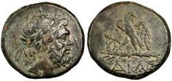 Ancient Coins - Asia Minor Bithynia Dia Civic issue c. 85-65 B.C. AE21 Good VF