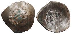 Ancient Coins - Manuel I, Comnenus 1143-1180 A.D. Aspron Trachy Constantinople Mint Good VF
