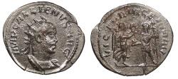 Ancient Coins - Gallienus 253-268 A.D. Antoninianus Uncertain Asian Mint Good VF