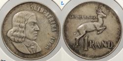 World Coins - SOUTH AFRICA: 1966 Rand