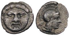 Ancient Coins - Pisidia Selge c. 350-300 B.C. Obol VF