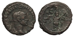 Ancient Coins - Egypt Alexandria Maximianus 286-305 A.D. Tetradrachm Alexandria Mint VF