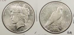 Us Coins - 1926 Peace 1 Dollar (Silver)