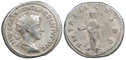 Ancient Coins - Gordian III 238-244 A.D. Antoninianus Rome Mint VF