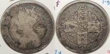 World Coins - GREAT BRITAIN: 1859 Florin