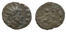 Ancient Coins - Postumus 259-268 A.D. Antoninianus Mediolanum Mint Good VF