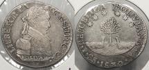 World Coins - BOLIVIA: 1830-PTS J 2 Soles
