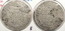 World Coins - GERMAN STATES: Mainz 1693 12 Kreutzer