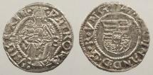 World Coins - HUNGARY: 1547-KB Denar