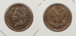 Us Coins - 1905 Indian Head 1 Cent