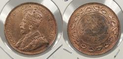 World Coins - CANADA: 1917 Victoria Cent