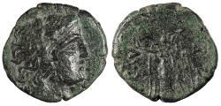 Ancient Coins - Thrace Lysimacheia c. 309-220 B.C. AE17 Good VF