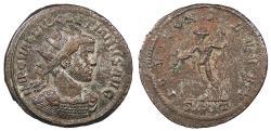 Ancient Coins - Diocletian 284-305 A.D. Antoninianus Ticinum Mint VF