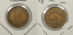 World Coins - BRITISH WEST AFRICA: 1935 3 Pence