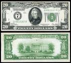 Us Coins - Chicago, Illinois 1928 20 Dollars VF/EF