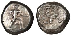 Ancient Coins - Pamphylia Aspendos c. 465-430 B.C. Stater EF