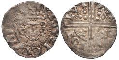 World Coins - ENGLAND Henry III 1216-1272 Penny 1250-1272 EF