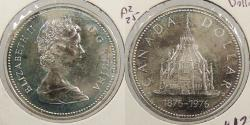 World Coins - CANADA: 1976 Proof-like. Dollar