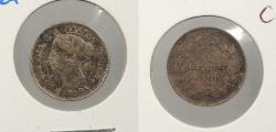 World Coins - CANADA: 1888 5 Cents