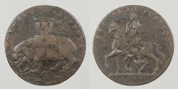 World Coins - GREAT BRITAIN: 1793 Coventry. Halfpenny Conder Token