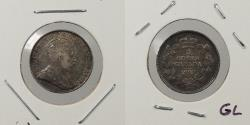 World Coins - CANADA: 1902 Small H. 5 Cents