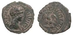 Ancient Coins - Moesia Inferior Nikopolis ad Istrum Caracalla 198-217 A.D. AE18 EF