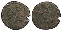 Ancient Coins - Quintillus 270 A.D. Antoninianus Mediolanum Mint VF
