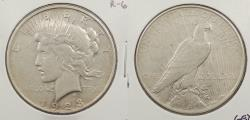 Us Coins - 1923 D Peace 1 Dollar (Silver)