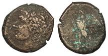 Ancient Coins - Sicily Syracuse Fourth Republic c. 289-287 AE23 Near VF