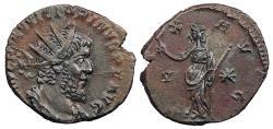 Ancient Coins - Victorinus 268-270 A.D. Antoninianus Cologne Mint EF