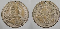 World Coins - GERMAN STATES: Bavaria 1760 (Ca. 1890) Jewelry Thaler copy