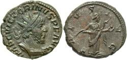 Ancient Coins - Victorinus 268-270 A.D. Antoninianus Colonia Agrippina mint.
