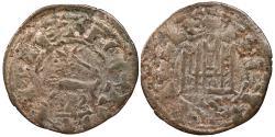 World Coins - SPAIN Fernando (Ferdinand) IV 1295-1312 Pepion (Dinero) VF