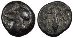 Ancient Coins - Aiolis Elaia c. 340-300 B.C. AE11 Good Fine
