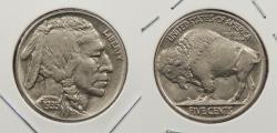 Us Coins - 1935 Buffalo 5 Cent (Nickel)
