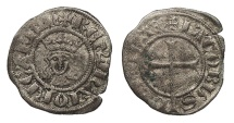 World Coins - SPAIN Mallorca (Majorca)  Jaime II 1276-1285 and 1298-1311 Malla  VF