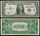 Us Coins - 1935-A 1 Dollar VF/EF
