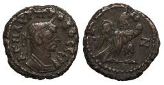 Ancient Coins - Egypt Alexandria Probus 276-282 A.D. Tetradrachm Alexandria Mint VF