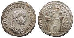 Ancient Coins - Galerius, as Caesar 295-305 A.D. Antoninianus Antioch Mint EF