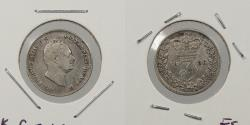 World Coins - GREAT BRITAIN: 1836 Threepence