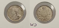 World Coins - CANADA: 1920 5 Cents