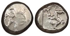 Ancient Coins - Pamphylia Aspendos c. 465-430 B.C. Stater VF
