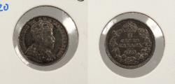 World Coins - CANADA: 1905 5 Cents