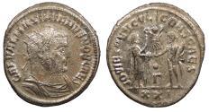 Ancient Coins - Galerius, as Caesar 293-305 A.D. Antoninianus Antioch Mint EF