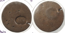 World Coins - MEXICO: Jalisco 1830s-1860s 1/4 Real