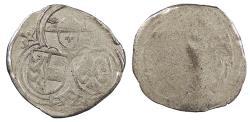 World Coins - AUSTRIAN STATES Salzburg  Mathias Lang von Wellenburg 1519-1540 Zweier 1521  VF