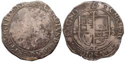 World Coins - ENGLAND Charles I 1625-1649 Shilling 1639-1640 VF